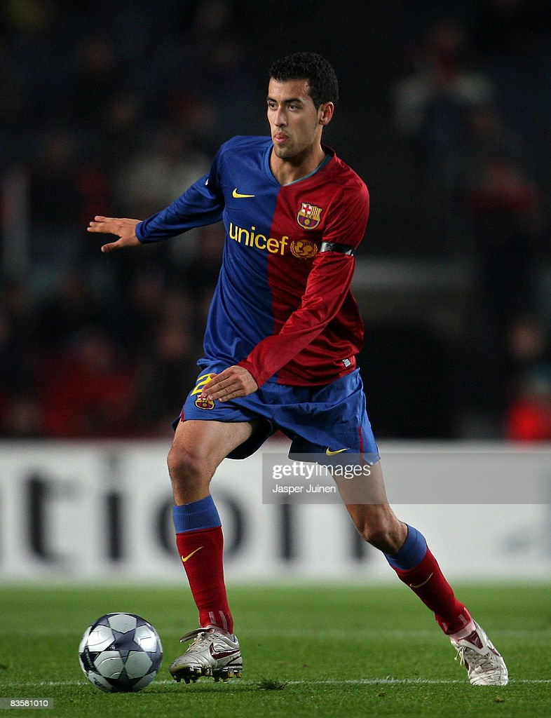 Barcelona v FC Basel - UEFA Champions League : News Photo