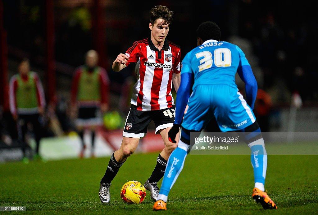 Brentford v Wolverhampton Wanderers - Sky Bet Championship