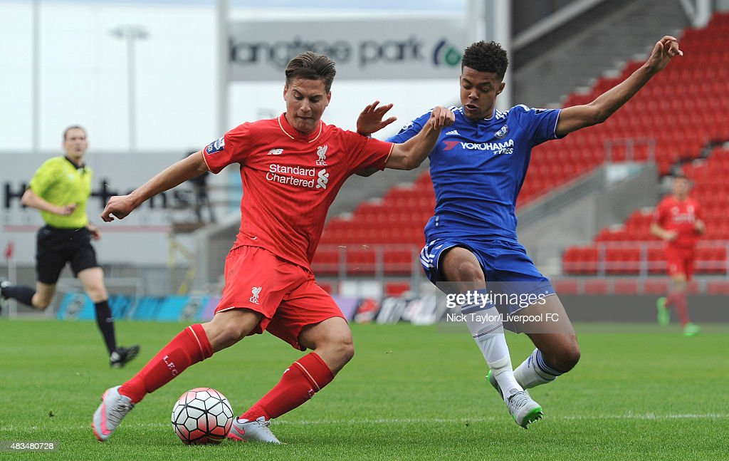 Liverpool v Chelsea: U21 Premier League