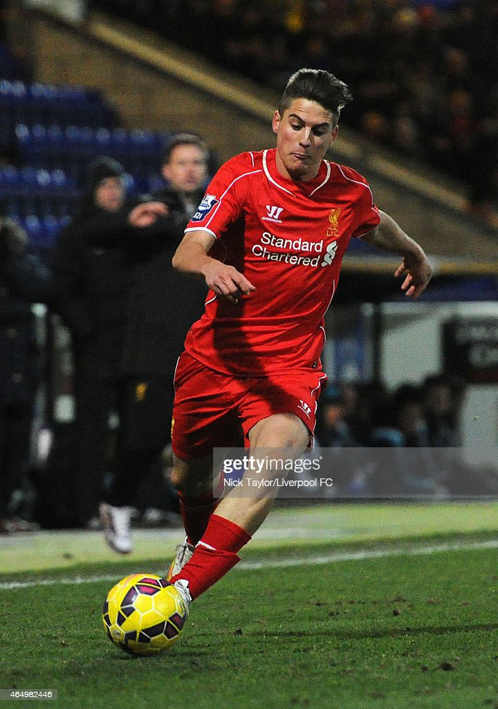 Liverpool v Chelsea: U21 Premier League
