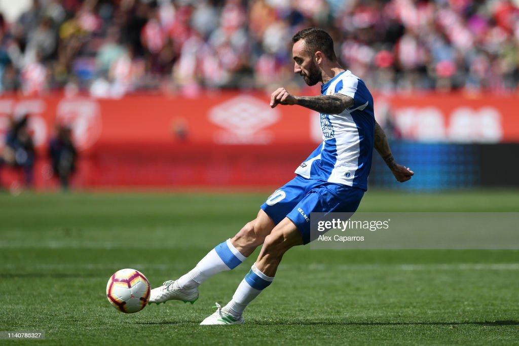 Girona FC v RCD Espanyol - La Liga : News Photo