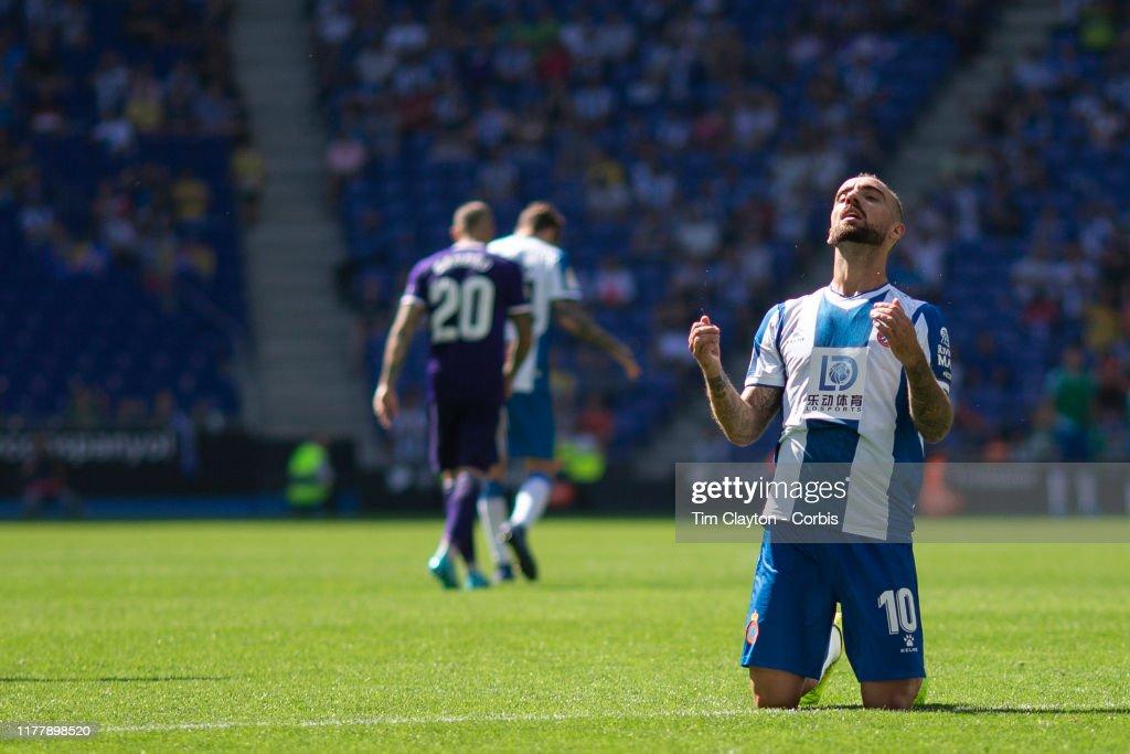 Espanyol V  Real Valladolid : Fotografía de noticias
