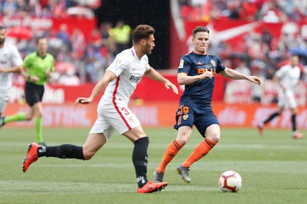 Sevilla v Valencia - La Liga Santander