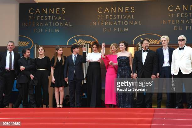 Sergi Lopez David Bennent director Gala Othero Winter actress Agnese Graziani actor Adriano Tardiolo director Alice Rohrwacher actress Alba...