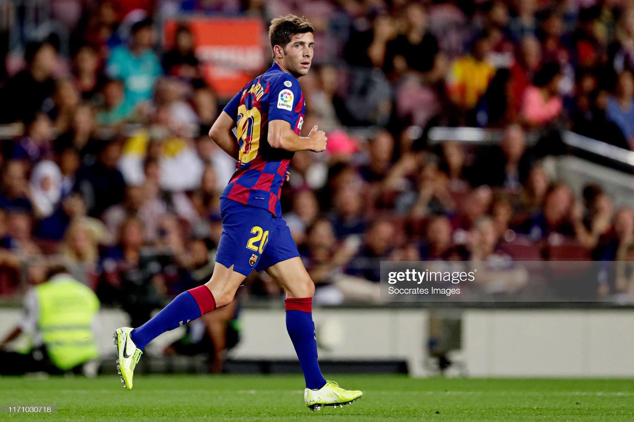 صور مباراة : برشلونة - فياريال 2-1 ( 24-09-2019 )  Sergi-roberto-of-fc-barcelona-during-the-la-liga-santander-match-fc-picture-id1171030718?s=2048x2048