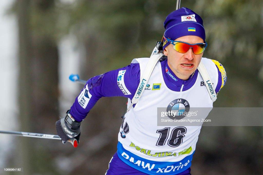 IBU Biathlon World Cup - Men's 20km : News Photo