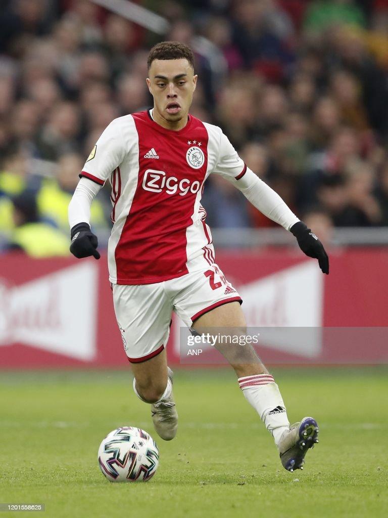 """Dutch Eredivisie""""Ajax Amsterdam v RKC Waalwijk"""" : News Photo"""