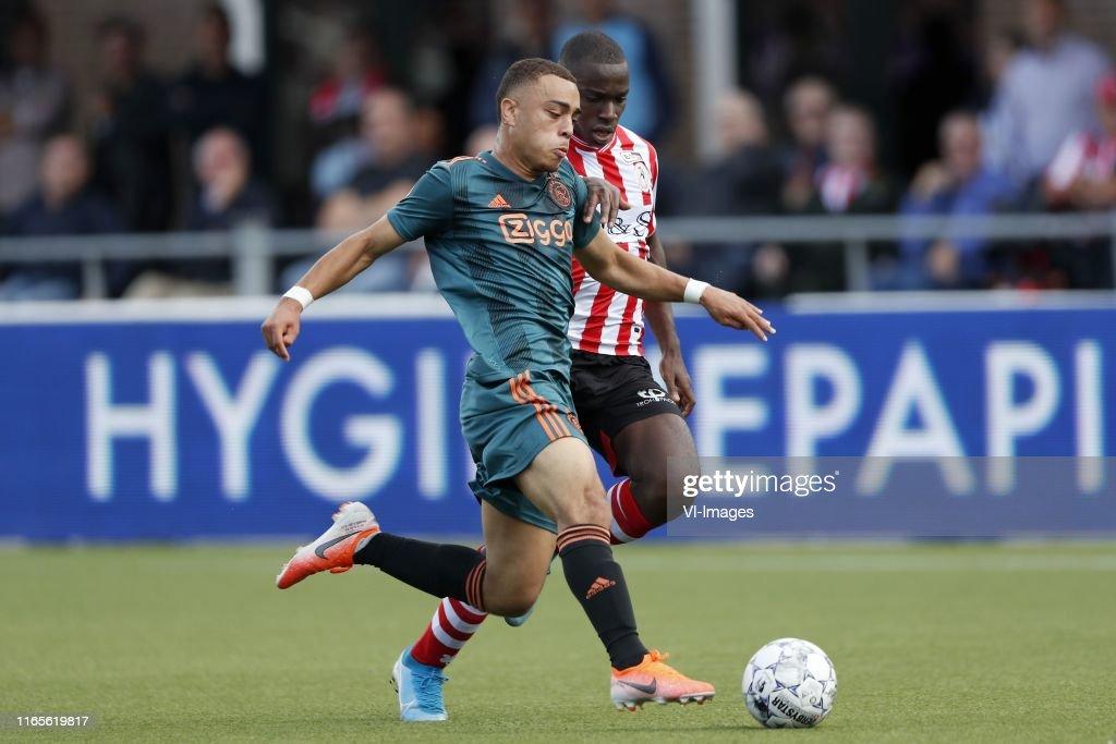 "Dutch Eredivisie""Sparta Rotterdam v Ajax"" : News Photo"
