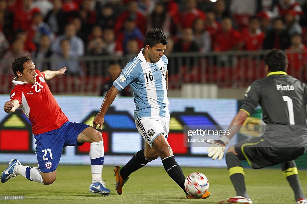 Chile v Argentina - South American Qualifiers