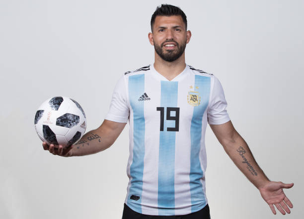 RUS: Argentina Portraits - 2018 FIFA World Cup Russia