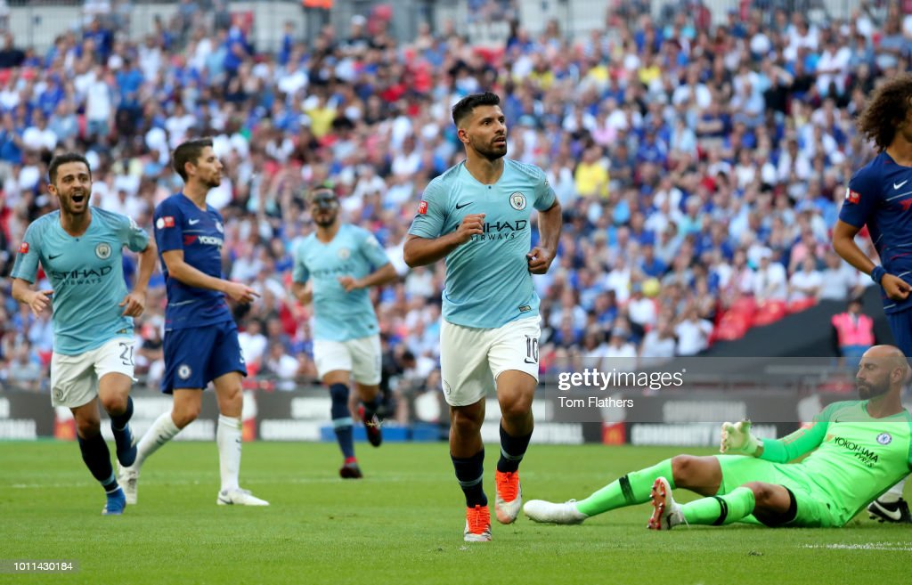 Manchester City v Chelsea - FA Community Shield : News Photo