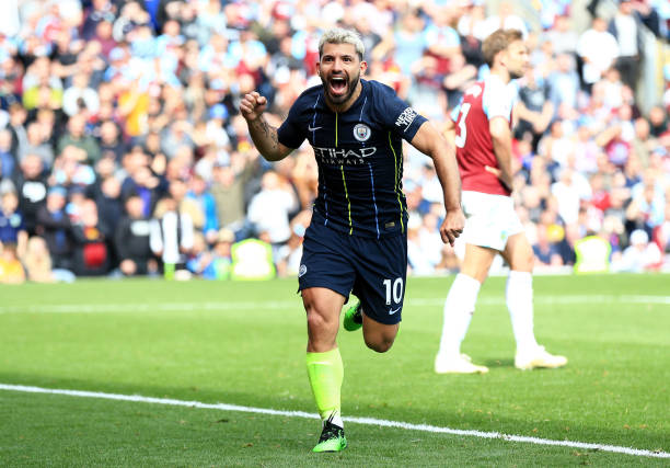 GBR: Burnley FC v Manchester City - Premier League