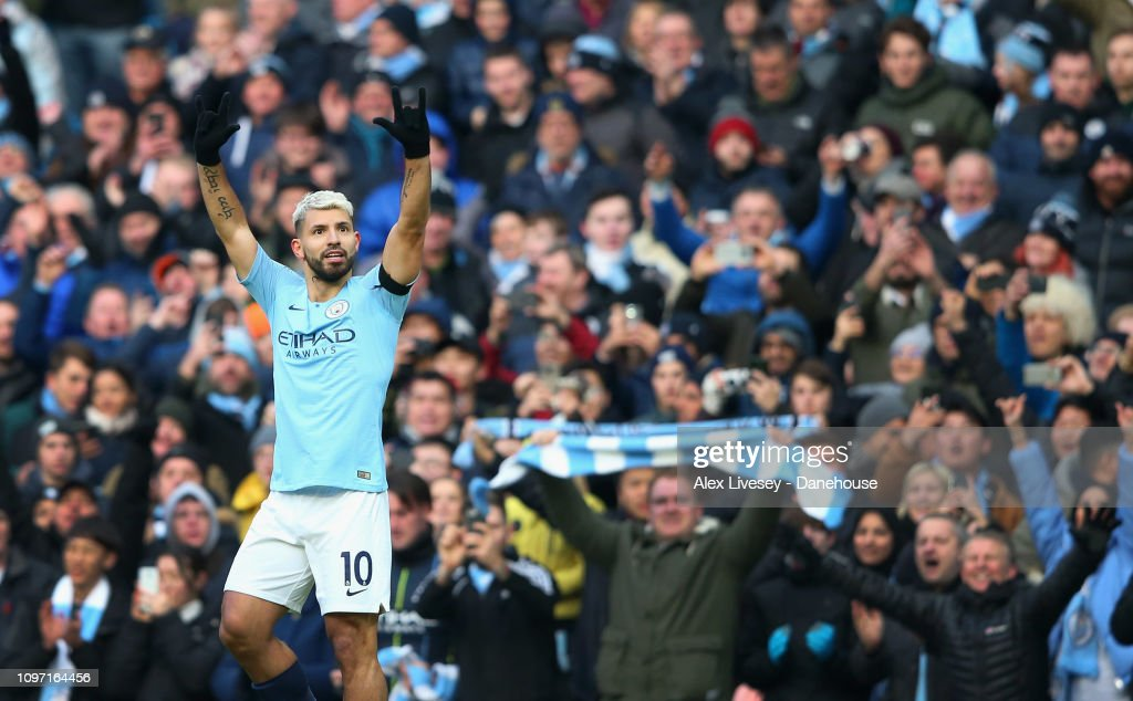 Manchester City v Chelsea FC - Premier League : News Photo
