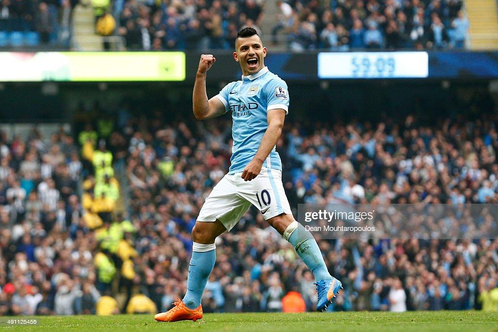 Manchester City v Newcastle United - Premier League : News Photo