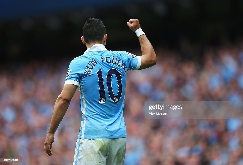 Manchester City v Chelsea - Premier League : Foto jornalística