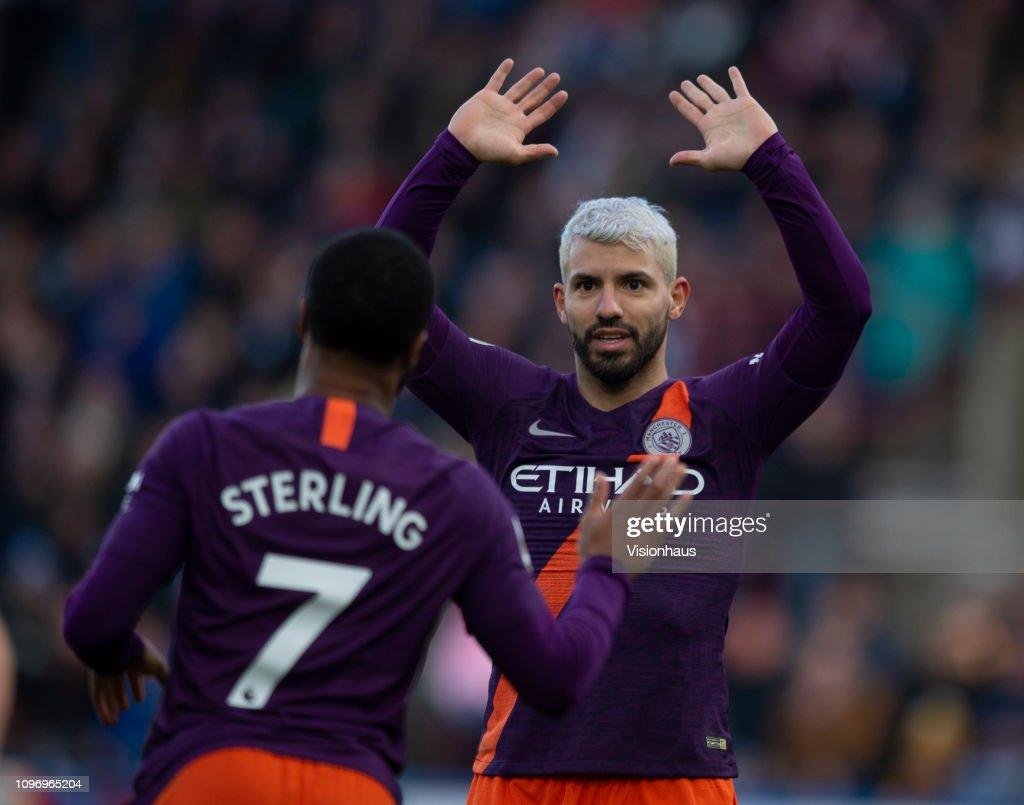 Huddersfield Town v Manchester City - Premier League : News Photo
