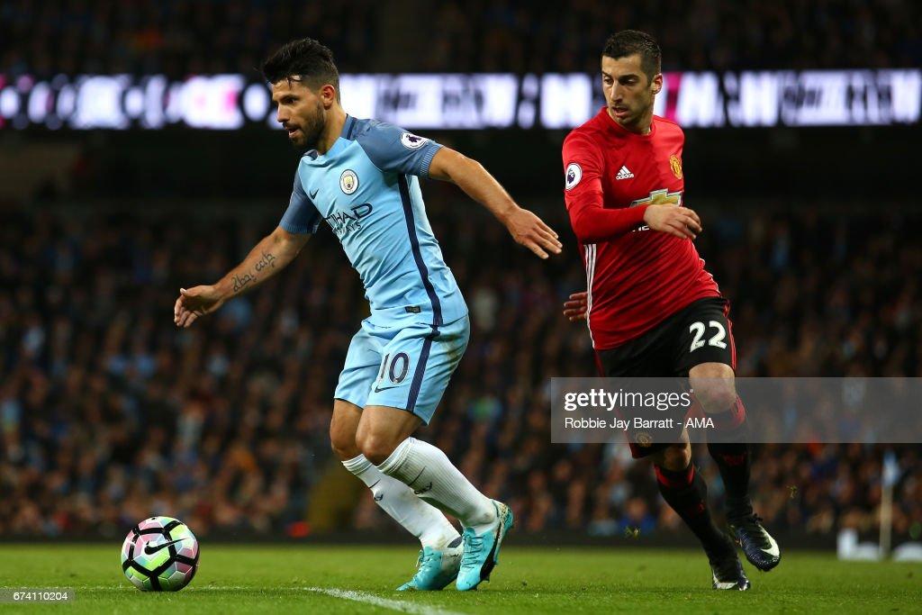 Manchester City v Manchester United - Premier League : News Photo