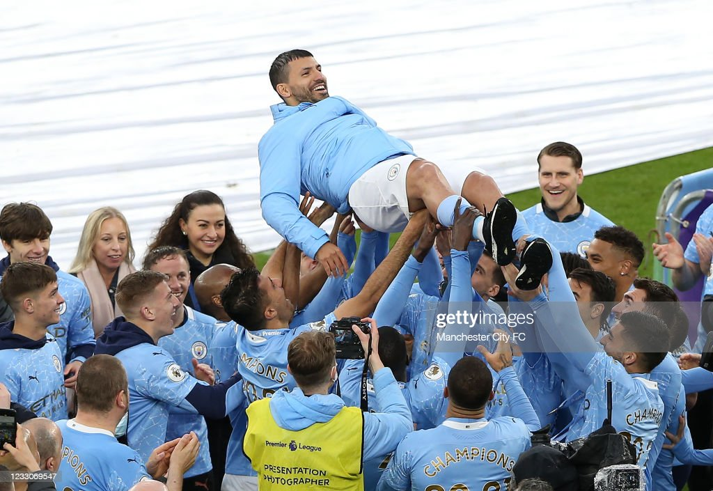 Manchester City v Everton - Premier League : ニュース写真