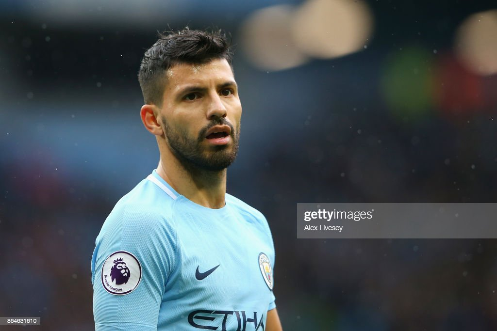 Gabriel Jesus wants Sergio Aguero to achieve Man City record