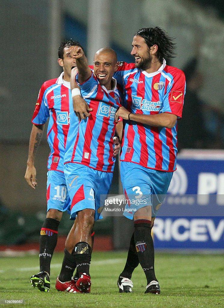 Catania Calcio v FC Internazionale Milano  - Serie A