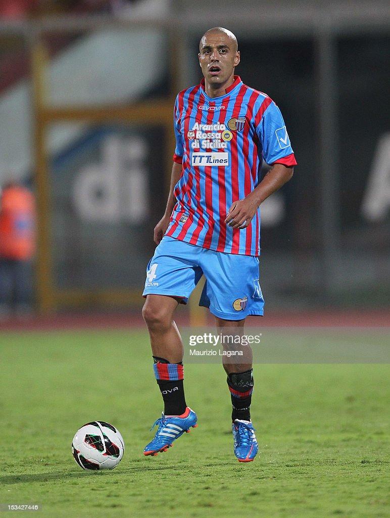 Calcio Catania v Atalanta BC  - Serie A