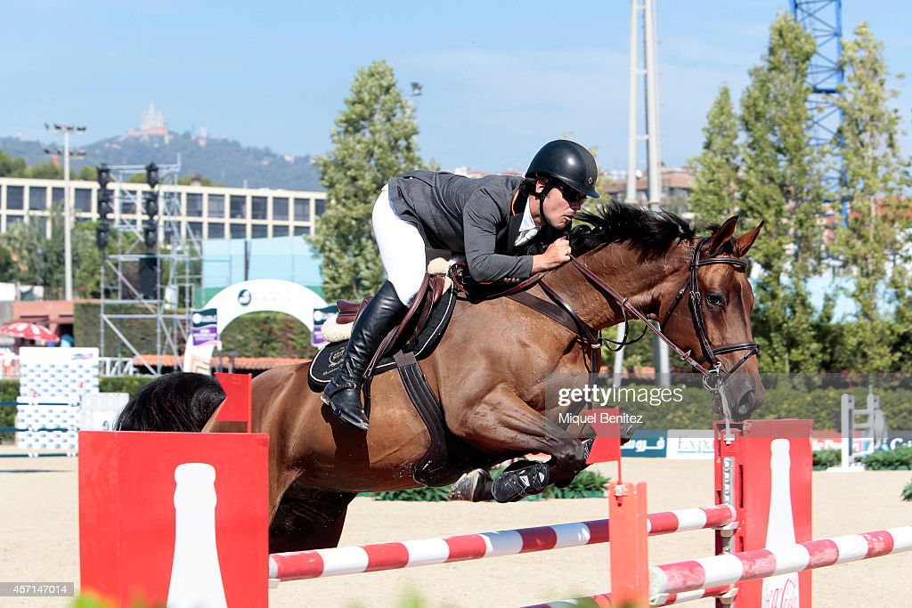 CSIO Barcelona 2014: 103rd International Show Jumping - Day 1