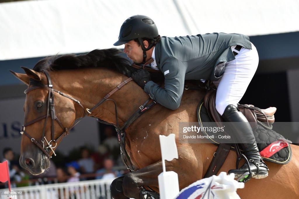Athina Onassis Horse Show - Saint Tropez 2017