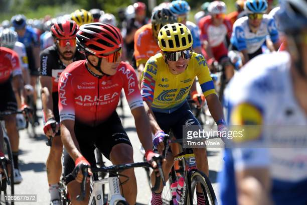 Sergio Andres Higuita Garcia of Colombia and Team EF Pro Cycling / during the 107th Tour de France 2020, Stage 2 a 186km stage from Nice Haut Pays to...