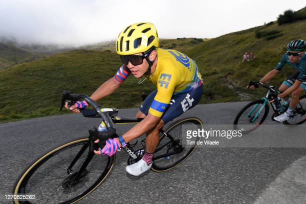 Sergio Andres Higuita Garcia of Colombia and Team EF Pro Cycling / during the 107th Tour de France 2020, Stage 8 a 141km stage from...