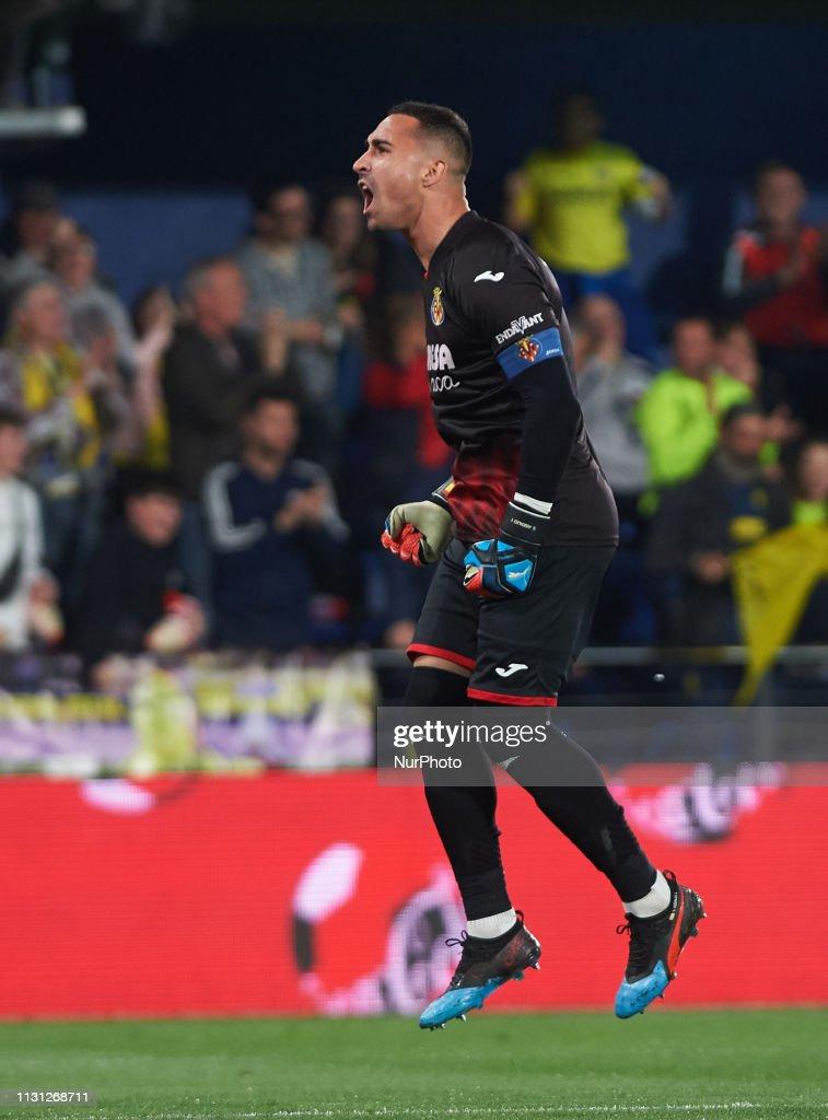 ESP: Villarreal v Rayo Vallecano - La Liga