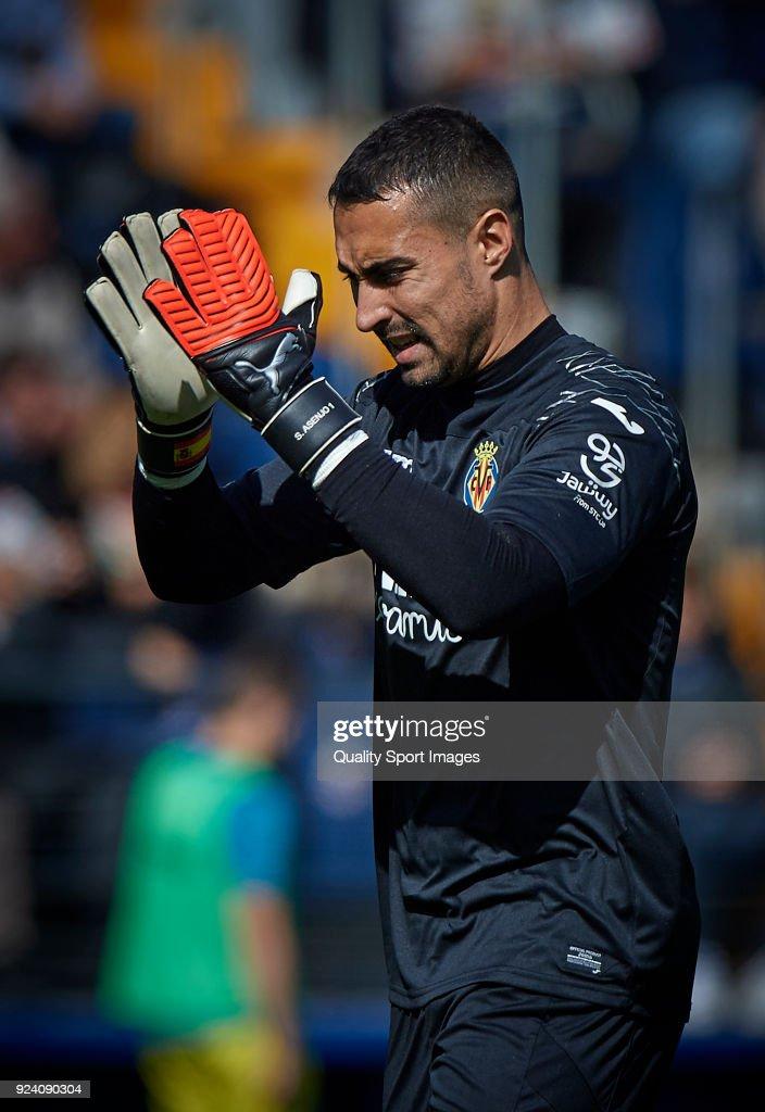 Villarreal v Getafe - La Liga : News Photo