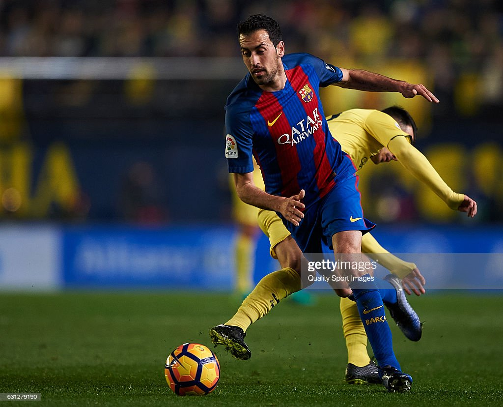 Villarreal CF v FC Barcelona - La Liga : News Photo