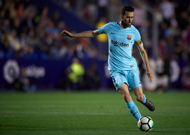 Pep Guardiola receive response from Barcelona over interest in signing Sergio Busquets