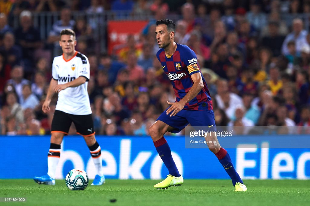 FC Barcelona v Valencia CF  - La Liga : News Photo