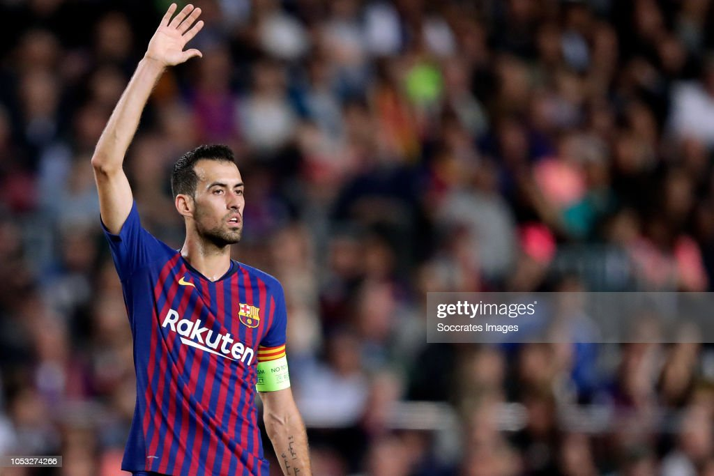 FC Barcelona v Internazionale - UEFA Champions League : News Photo