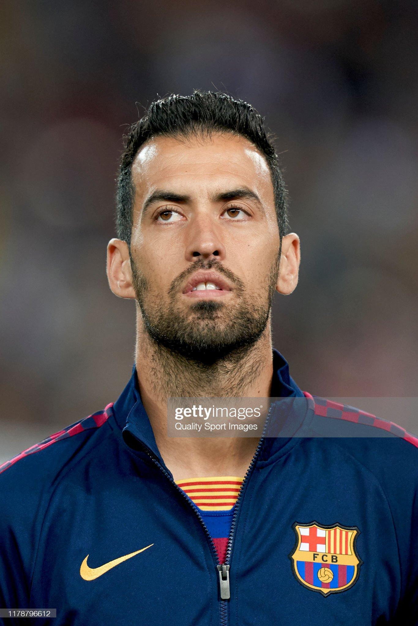 صور مباراة : برشلونة - إنتر 2-1 ( 02-10-2019 )  Sergio-busquets-of-fc-barcelona-looks-on-prior-to-the-uefa-champions-picture-id1178796612?s=2048x2048