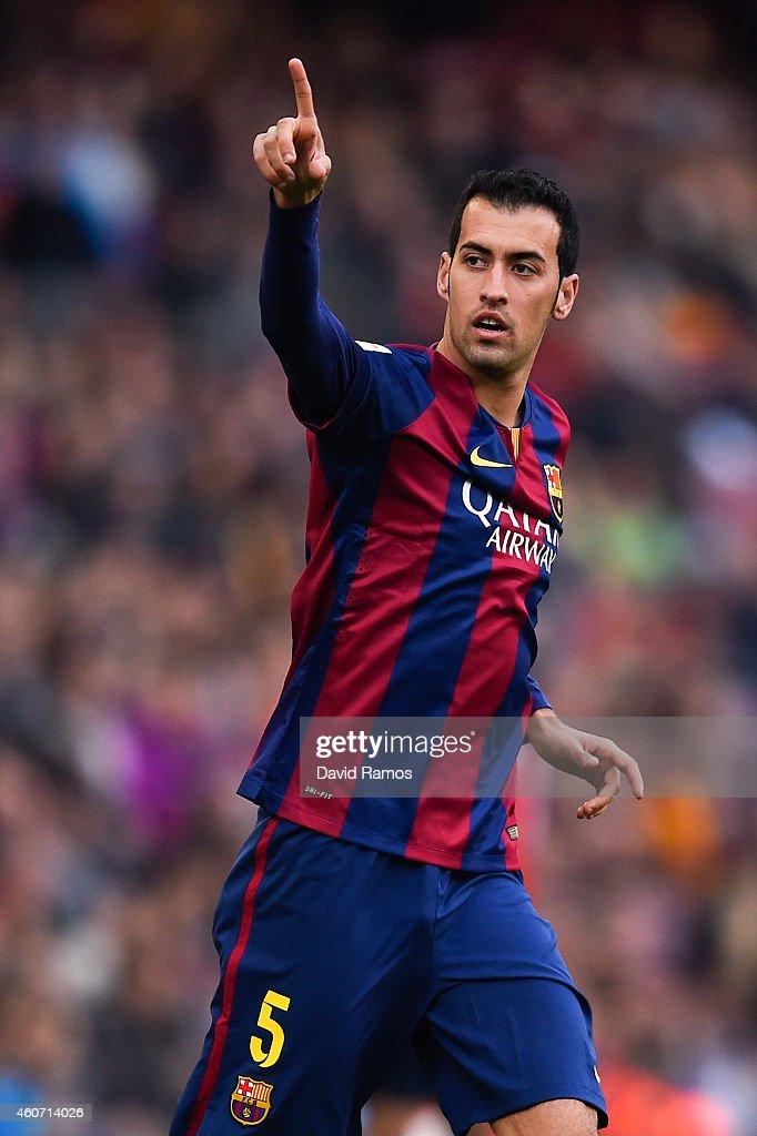 FC Barcelona v Cordoba CF - La Liga : News Photo