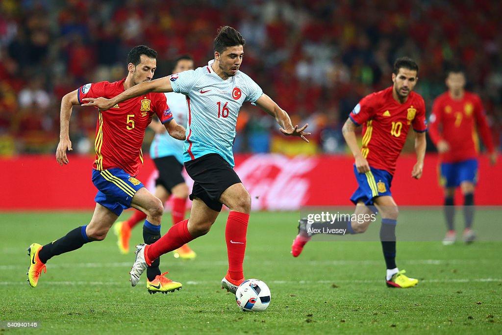 Spain v Turkey - Group D: UEFA Euro 2016
