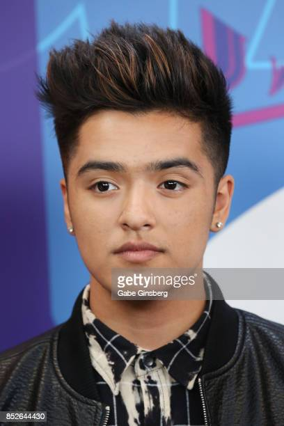 Sergio Calderon of In Real Life attends the 2017 iHeartRadio Music Festival at TMobile Arena on September 23 2017 in Las Vegas Nevada