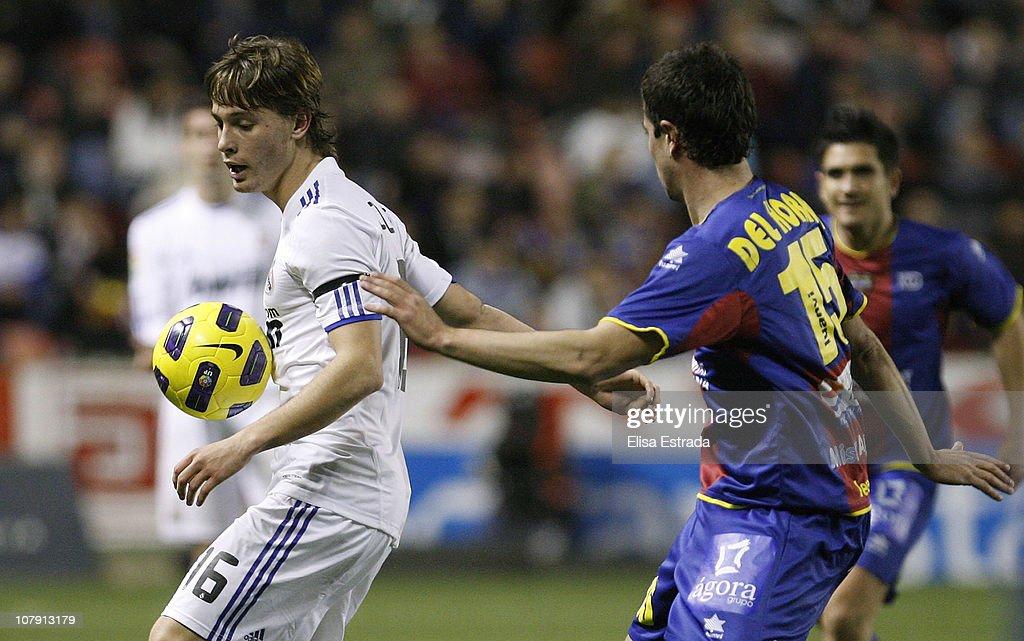 Levante UD v Real Madrid - Copa del Rey