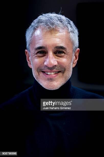 Sergio Dalma attends Cadena Dial Awards presentation on January 22 2018 in Madrid Spain