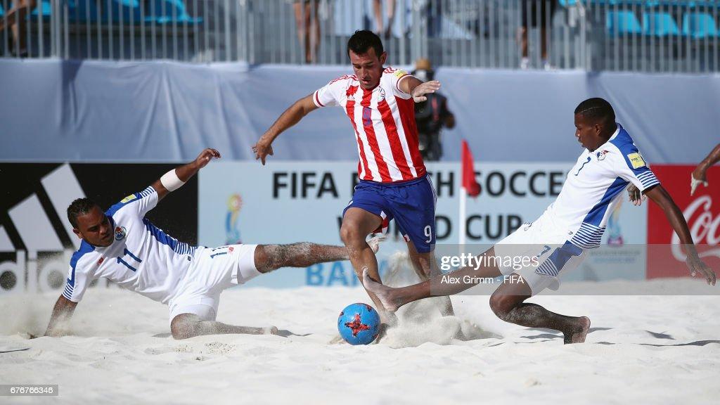 Paraguay v Panama - FIFA Beach Soccer World Cup Bahamas 2017 : ニュース写真