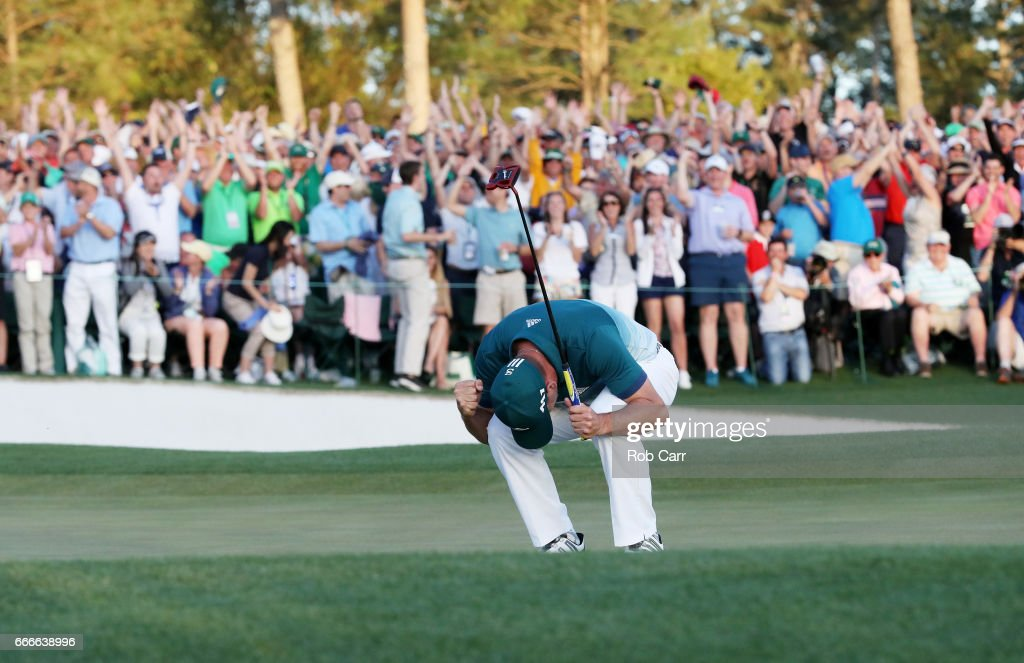 The Masters - Final Round : News Photo