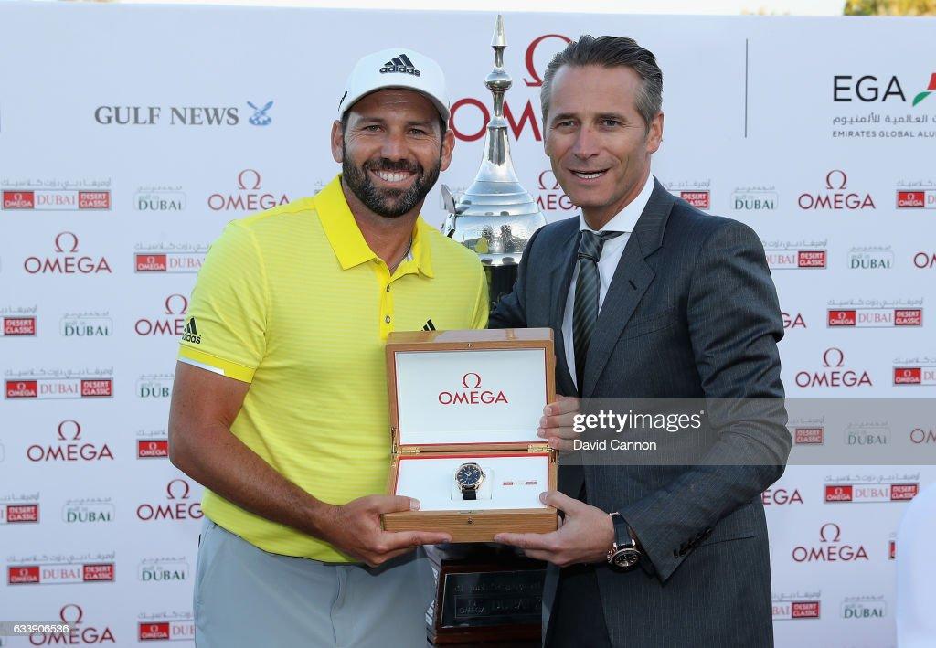 Omega Dubai Desert Classic - Day Four : News Photo