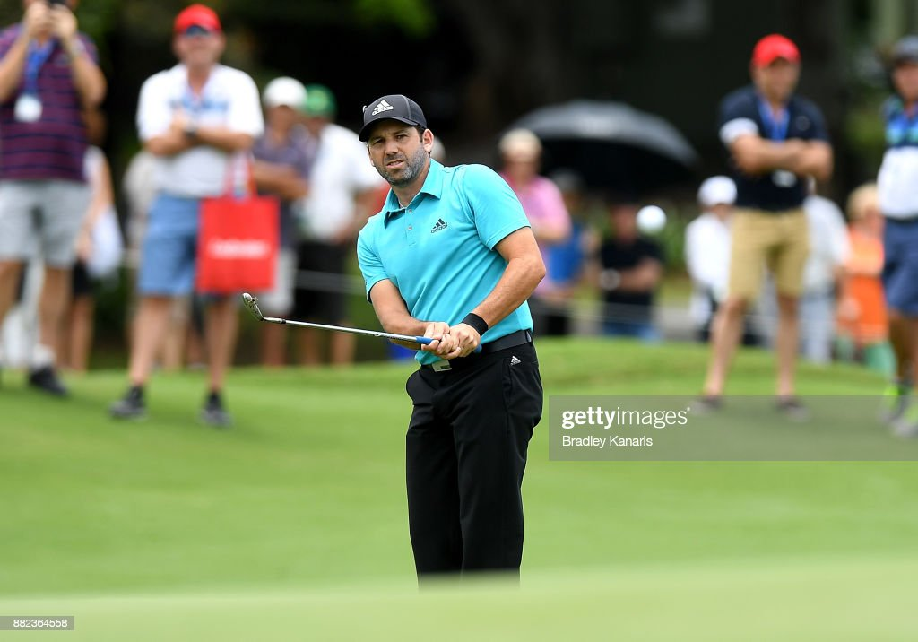 2017 Australian PGA Championship - Day 1 : News Photo