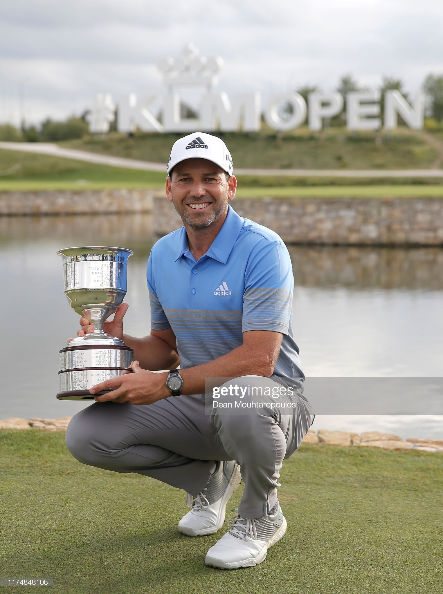 KLM Open - Day Four : News Photo