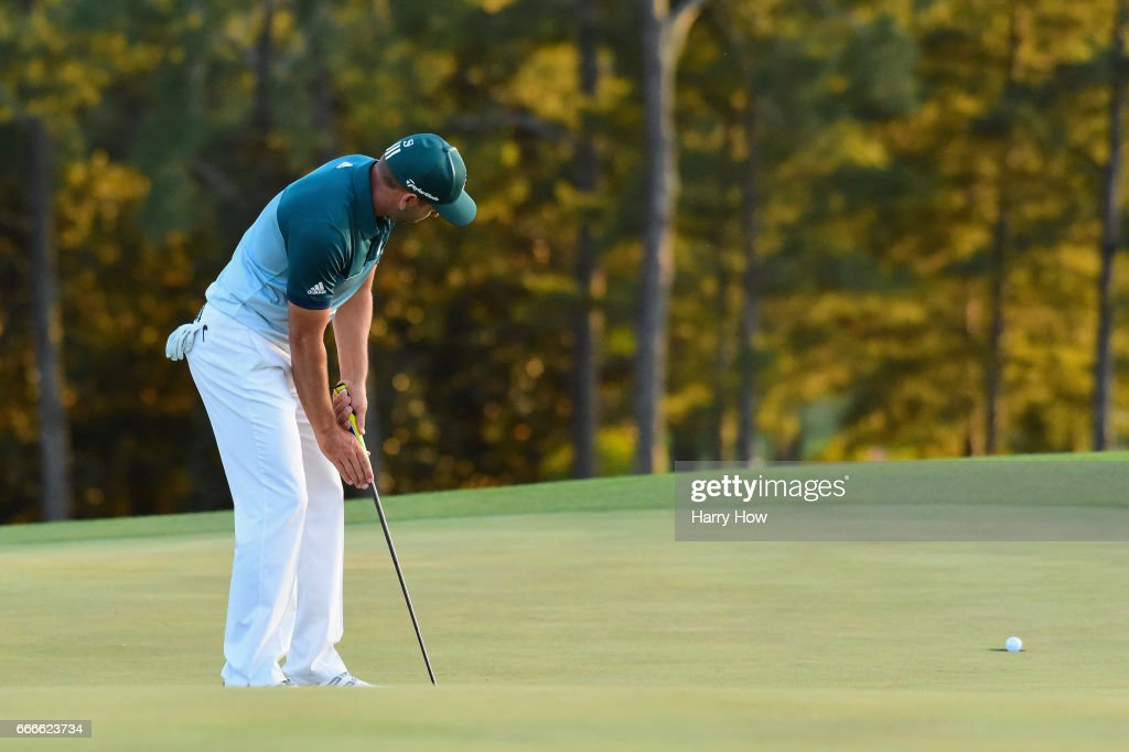 The Masters - Final Round : ニュース写真