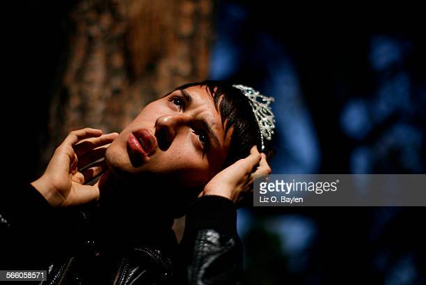 Sergio Garcia was crowned prom queen on May 23 2009 at Fairfax High School in Los Angeles CA 'You don't have to be a certain gender to accomplish...