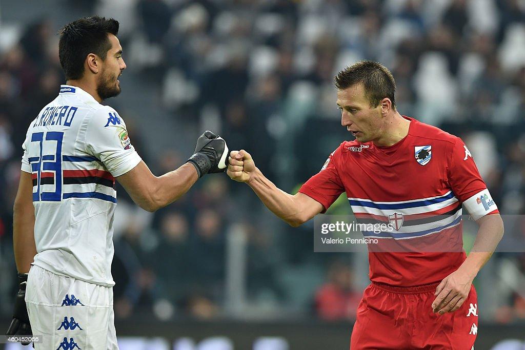 Juventus FC v UC Sampdoria - Serie A : News Photo