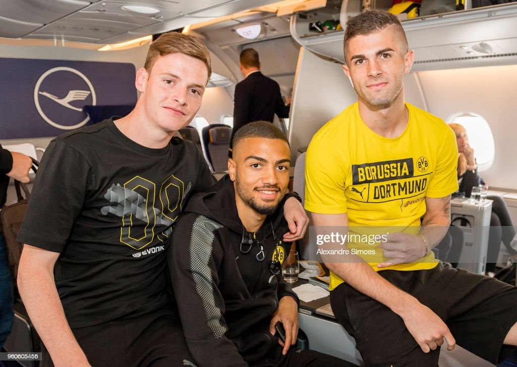 Borussia Dortmund USA Training Camp
